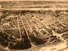 Quadrate im Jahr 1850