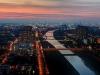 Neckar Blickrichtung flußabwärts